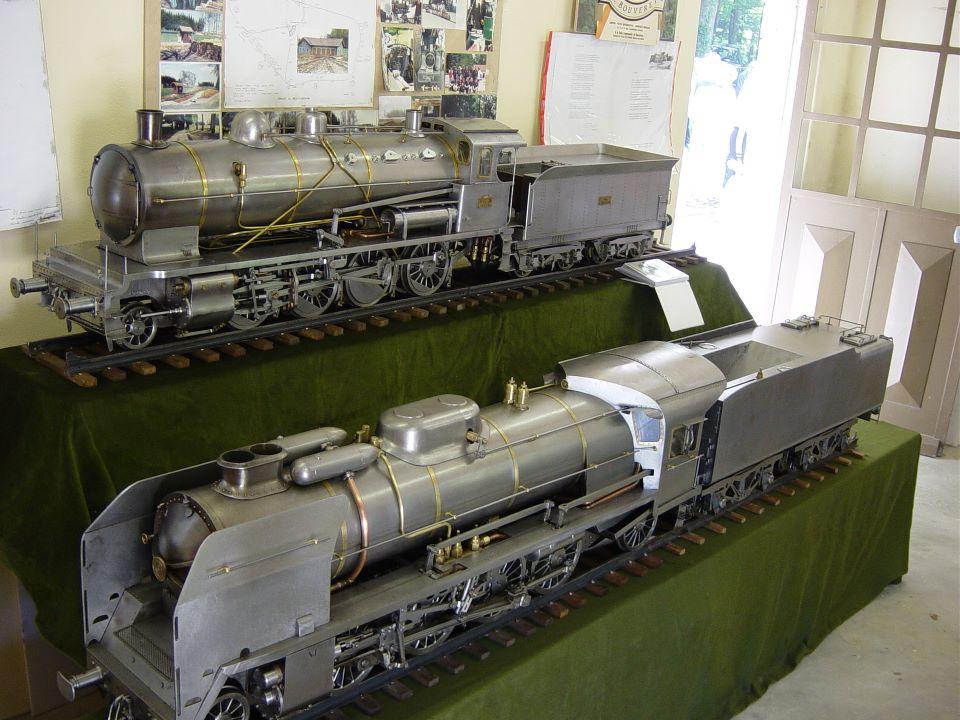 140 C 287 et 141 P métal nu. Deux œuvres magistrales.